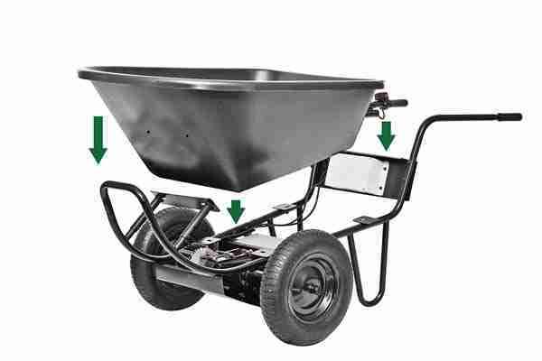 Best Electric Wheelbarrow