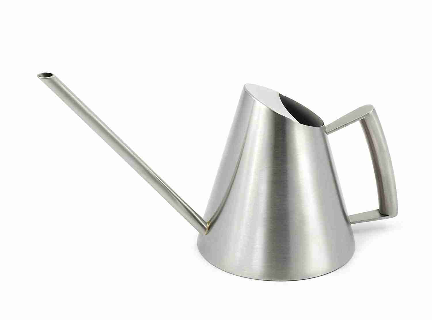 Stainless Steel Watering Can (27 Oz)