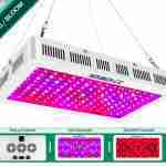 Yehsence 1500w LED Grow Light