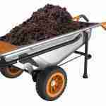 Worx Aerocart Wheelbarrow Review