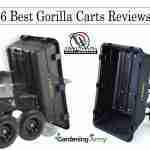 gorilla garden cart reviews