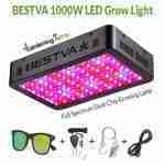 BESTVA 1000W LED Grow Light Review