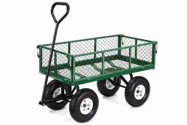 best Gorilla Carts GOR400