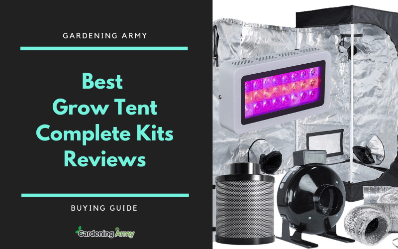 best grow tent complete kits reviews