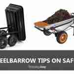 wheelbarrow tips