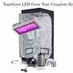 TopoGrow Complete Grow Tent Kit Review