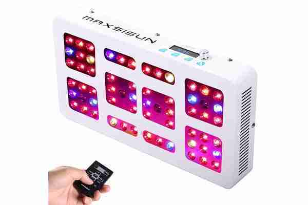 MAXSISUN 300W timer control grow light