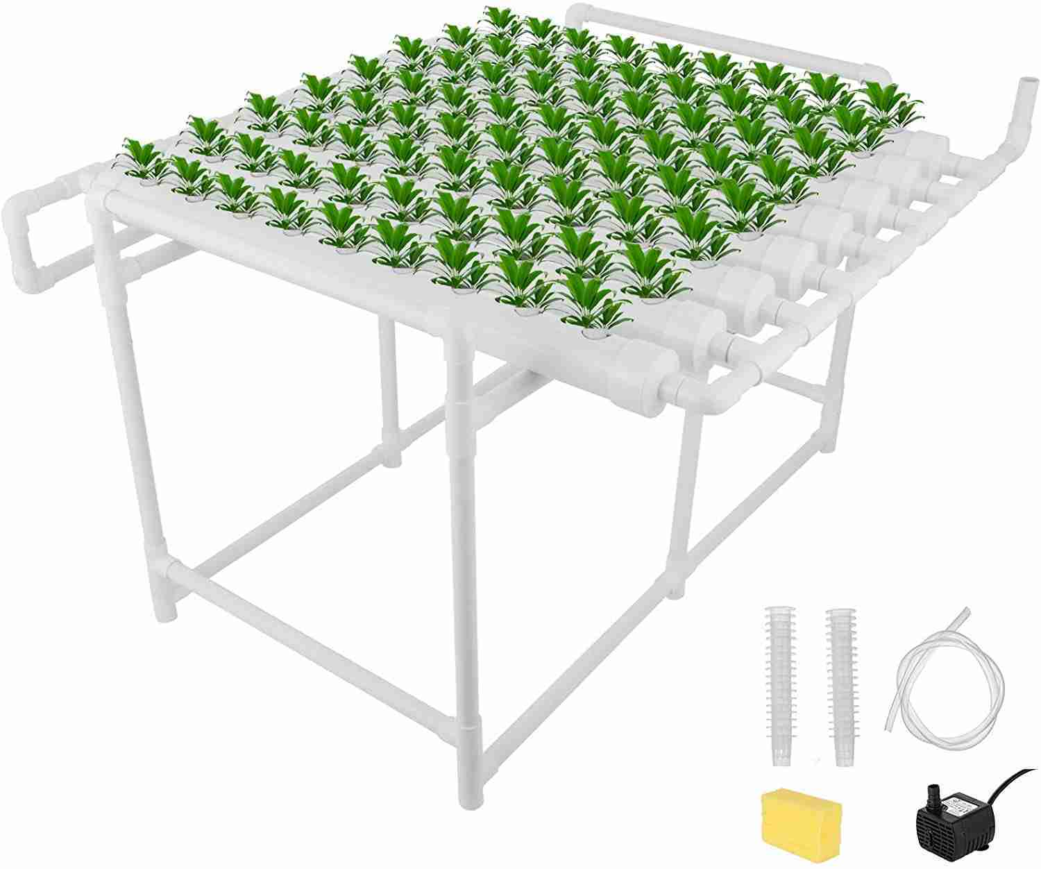 dreamjoy hydroponic grow kit isolated on white background