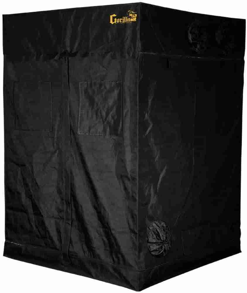 gorilla grow tent ggt55 isolated on white background